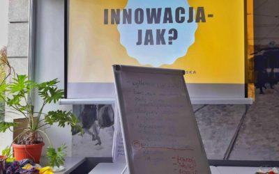 Relacja z warsztatów w Warszawie